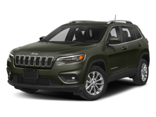 2019 Jeep Cherokee in Plainfield, IN