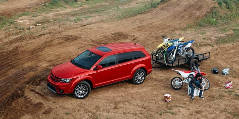 2019 Dodge Journey with Gear