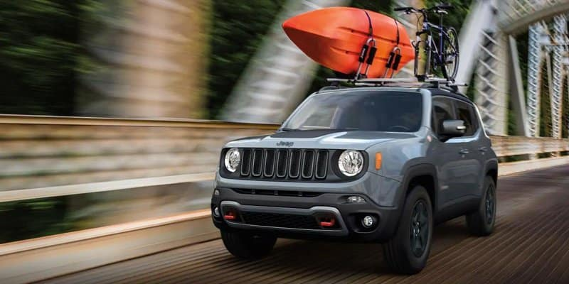 2019 Jeep Renegade with Gear
